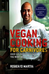 Vegan Cooking for Carnivores by Ellen DeGeneres