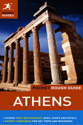 Pocket Rough Guide Athens by John Fisher