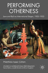 Performing Otherness by Matthew Isaac Cohen