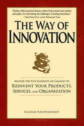 The Way of Innovation by Kaihan Krippendorff