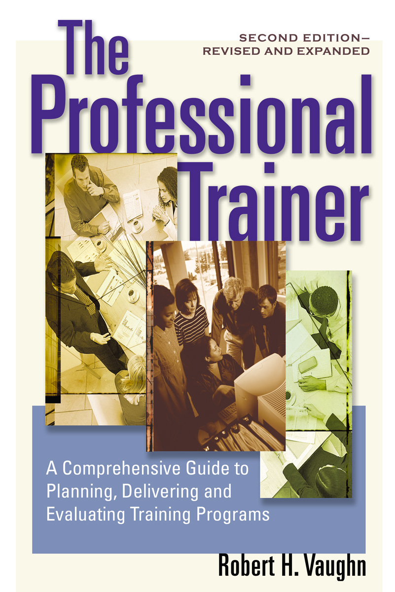 Download Ebook The Professional Trainer (2nd ed.) by Robert Vaughn Pdf