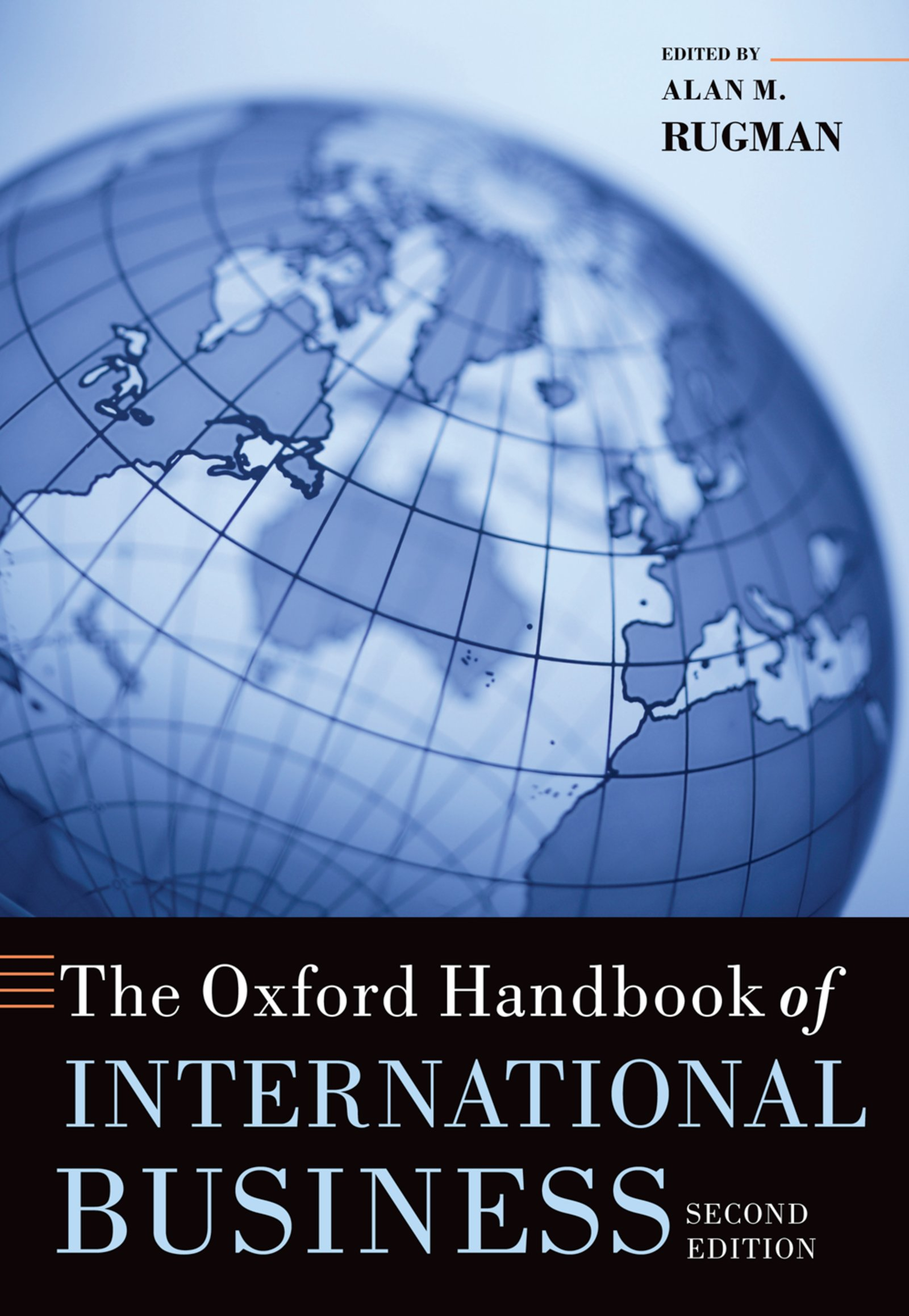 Download Ebook The Oxford Handbook of International Business (2nd ed.) by Alan M. Rugman Pdf