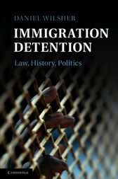 Immigration Detention by Daniel Wilsher