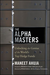 The Alpha Masters by Maneet Ahuja