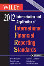 Wiley IFRS 2012 by Bruce Mackenzie