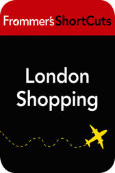 London Shopping by Frommer's ShortCuts