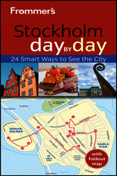 Frommer's Stockholm Day By Day by Mary Anne Evans