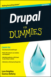 Drupal For Dummies by Lynn Beighley