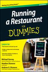 Running a Restaurant For Dummies by Michael Garvey