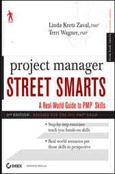 Project Manager Street Smarts by Linda Kretz Zaval