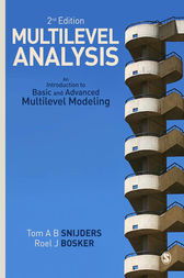 Multilevel Analysis by Tom Snijders