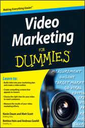 Video Marketing For Dummies by Kevin Daum