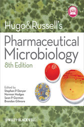 Hugo and Russell's Pharmaceutical Microbiology by Stephen P. Denyer