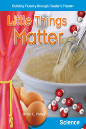 Little Things Matter by Christi Parker