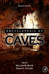 Encyclopedia of Caves by William B. White
