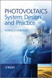 Photovoltaics System Design and Practice by Heinrich Häberlin