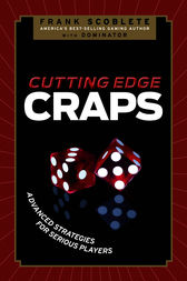 Cutting Edge Craps by Frank Scoblete