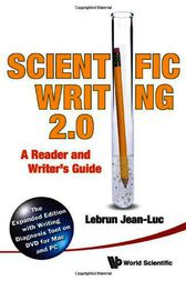 SCIENTIFIC WRITING 2.0 by Jean-Luc Lebrun