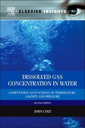 Dissolved Gas Concentration in Water by John Colt