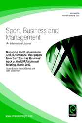 Managing Sport by Harald Dolles