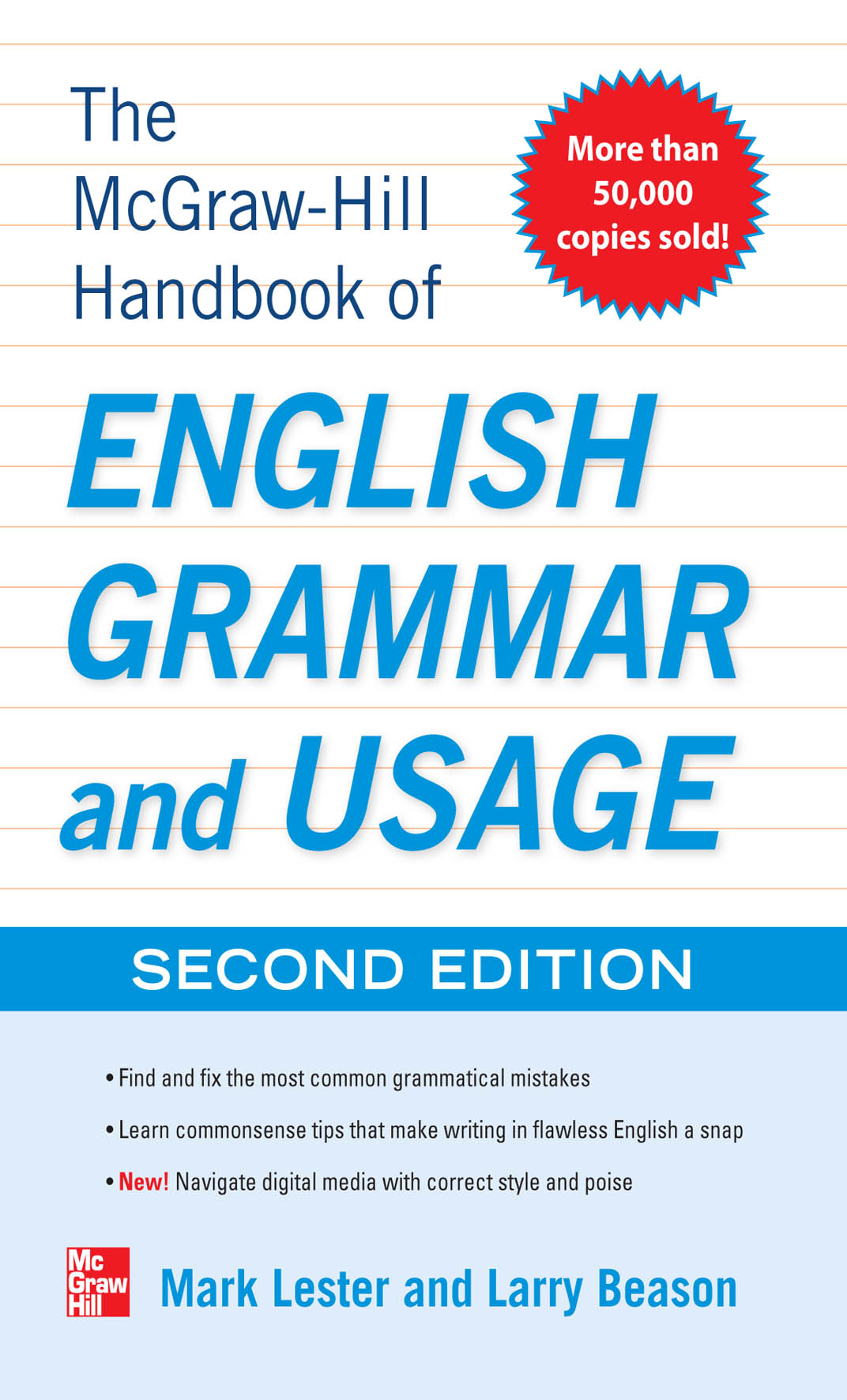 Download Ebook McGraw-Hill Handbook of English Grammar and Usage, 2nd Edition (2nd ed.) by Mark Lester Pdf