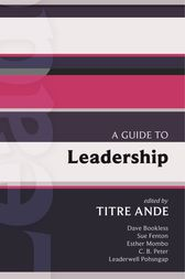 ISG 43: A Guide to Leadership by Titre Ande
