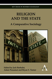 Religion and the State by Jack Barbalet