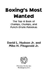 Boxing's Most Wanted by Mike Fitzgerald