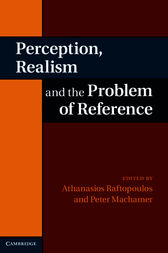 Perception, Realism, and the Problem of Reference by Athanassios Raftopoulos