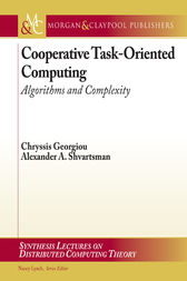Cooperative Task-Oriented Computing by Chryssis Georgiou