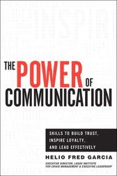 Power of Communication,The by Helio Fred Garcia