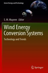 Wind Energy Conversion Systems by S.M. Muyeen