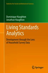 Living Standards Analytics by Dominique Haughton