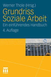 Grundriss Soziale Arbeit by Werner Thole