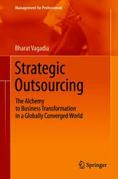 Strategic Outsourcing by Bharat Vagadia