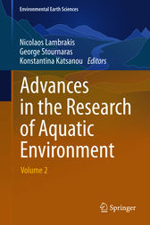Advances in the Research of Aquatic Environment: Volume 2
