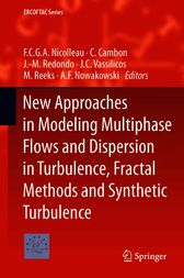 New Approaches in Modeling Multiphase Flows and Dispersion in Turbulence, Fractal Methods and Synthetic Turbulence by F.C.G.A. Nicolleau