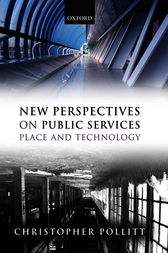 New Perspectives on Public Services by Christopher Pollitt