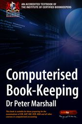 Computerised Book-Keeping by Dr Peter Marshall