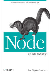 Node: Up and Running by Tom Hughes-Croucher