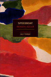 Speedboat by Renata Adler
