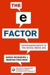 The E-Factor by Adrie Reinders