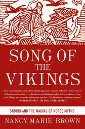 Song of the Vikings by Nancy Marie Brown
