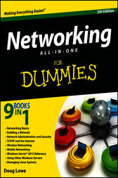 Networking All-in-One For Dummies by Doug Lowe