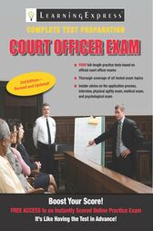 Court Officer Exam by LearningExpress LLC