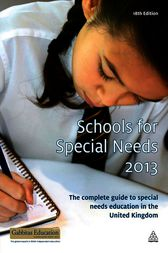 Schools for Special Needs 2012-2013 by Gabbitas