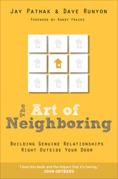 The Art of Neighboring by Jay Pathak