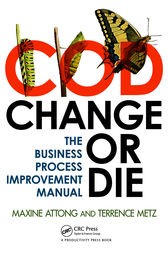 Change or Die by Maxine Attong