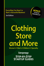 Clothing Store and More by Entrepreneur magazine
