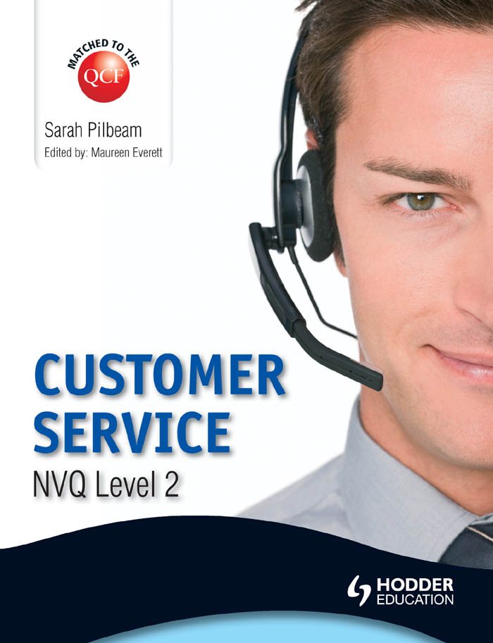 Download Ebook NVQ Level 2 Certificate Customer Service (QCF) by Sarah Pilbeam Pdf